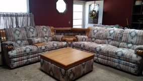 Sectional Couch/recliner in Alamogordo, New Mexico