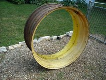 """Fire pit Ring 38"""" x 18""""- One left in Fort Riley, Kansas"""