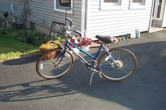 Women' s Dynesty Free Spirit 5 speed bicycle in Naperville, Illinois