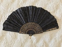 Hand fan in Yucca Valley, California