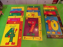 Kindergarten Number Words 0-10 Teachers Big Books with CD in Hopkinsville, Kentucky