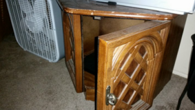 Tv stand in Yucca Valley, California