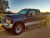 2004 Ford F250 4X4 Supercab XLT (price reduced) in Rolla, Missouri