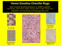 Home Goodies Chenille Rugs in Spangdahlem, Germany