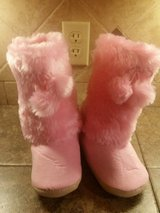 Brand New GYMBOREE pink boots size 2/3 in Pasadena, Texas
