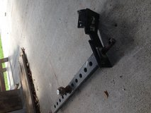 Spreader bar and stabilizer brace for 3 point hitch in Camp Lejeune, North Carolina