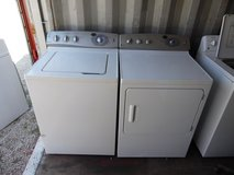 GE profile washer & dryer (free delivery)credit card accepted in Camp Lejeune, North Carolina