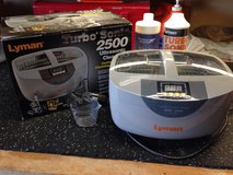 Lyman Turbo Sonic 2500 Ultrasonic Case Cleaner 110 Volt in Camp Pendleton, California