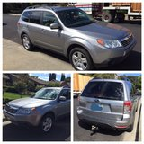 2010 AWD Subaru Forester in Tacoma, Washington