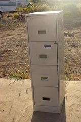 4 Drawer File Cabinet in Alamogordo, New Mexico