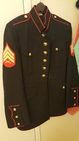 Dress blue coat for sale in Camp Pendleton, California