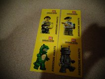 4 legoland tickets in Camp Pendleton, California