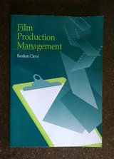 Film Production Management, First Edition, Paperback in Lawton, Oklahoma