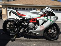 2014 MV Agusta F3 800 EAS ABS in Camp Pendleton, California