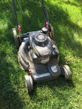 Lawn mower in Plainfield, Illinois