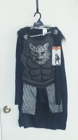 New!  Kids' Knight Wolf Costume Sz 12-14/Lrg in Chicago, Illinois