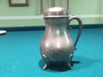 Pewter Coca or Chocolate shaker in Naperville, Illinois