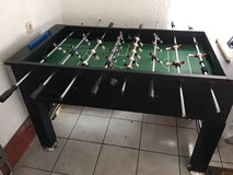 football table in Ramstein, Germany