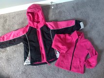 4T Winter Coat with removable Fleece Jacket in Clarksville, Tennessee