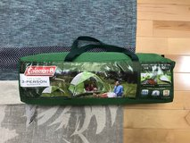 Coleman Tent - 3 Person 7ft X 7ft - Mint Condition ( Brand New ) in Okinawa, Japan