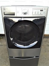 DRYER ( Gas ) Kenmore FRONT LOADER With PEDESTAL Drawer Included in Camp Pendleton, California