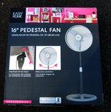 "16"" Pedestal Fan - NEW in sealed Box in Perry, Georgia"