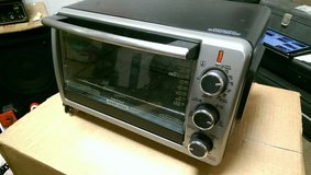 Black and Decker Toaster Oven in Okinawa, Japan