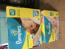 Pampers in Alamogordo, New Mexico