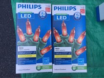 Red LED Philips Lights in St. Charles, Illinois