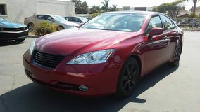 2009 Lexus ES 350 with only49k miles in Camp Pendleton, California