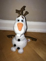 Disney Olaf (From Frozen) Ty Beanie Baby Like New! in Plainfield, Illinois