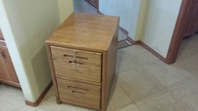 Oak Filing Cabinet in Alamogordo, New Mexico