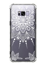 GALAXY S8 PLUS CASE CLEAR WITH DESIGN in Clarksville, Tennessee