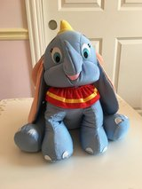 Large Dumbo Plush Doll - Great for Disney Decoration! in Glendale Heights, Illinois
