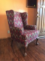 Wingback Chair in Alamogordo, New Mexico