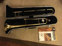 Trombone + beginner book in Naperville, Illinois