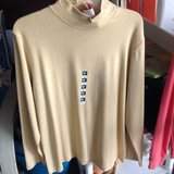 Brand New XL Beige Top in Plainfield, Illinois