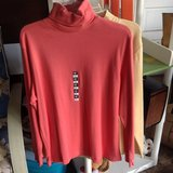 Brand New orangish Top with Skirt in Plainfield, Illinois