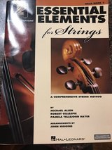 Essential Elements for Strings cello in St. Charles, Illinois