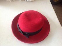 Red Dress Hat in Bartlett, Illinois
