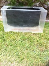 Plexiglass Tank for Reptile or Fish in Camp Pendleton, California