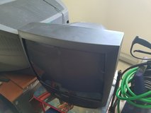 free 2 color tube tv to choose from / great for young kids in Okinawa, Japan