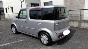 2004 Nissan Cube. Low milage. New JCI and Road tax included in Okinawa, Japan