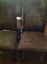 Set of Four Gorgeous Dining Room Chairs in Okinawa, Japan