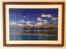 """5 Wood Picture Frames 23"""" x 17"""" in Okinawa, Japan"""