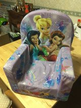 Tinker bell chair in Okinawa, Japan