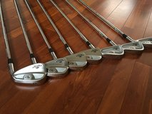 Cobra S3 Pro  (P-4) with KBS Tour FST Shafts in Extra Stiff in Okinawa, Japan