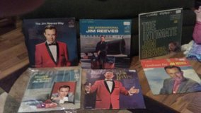 Jim Reeves Vintage Country music Vinyl Record Album in Quad Cities, Iowa