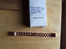 Fitbit Alta rose gold stainless steel band in Clarksville, Tennessee
