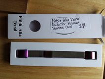 Fitbit Alta multicolor milanese stainless steel band in Fort Campbell, Kentucky